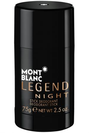 Дезодорант-стик Legend Night, MONTBLANC. Цвет: none