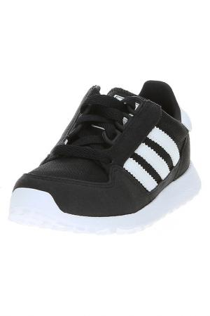 Кроссовки спортивные ADIDAS. Цвет: core black