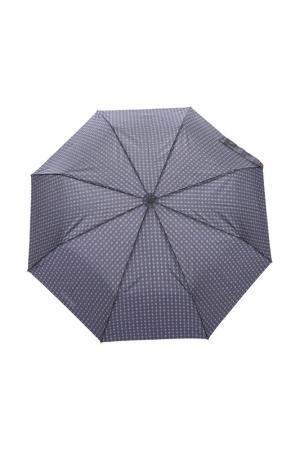 Зонт ISOTONER. Цвет: костюмный галстук