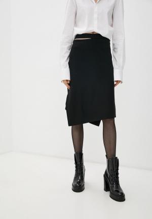Юбка Vivienne Westwood. Цвет: черный