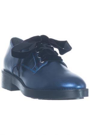 Low shoes FORMENTINI. Цвет: синий