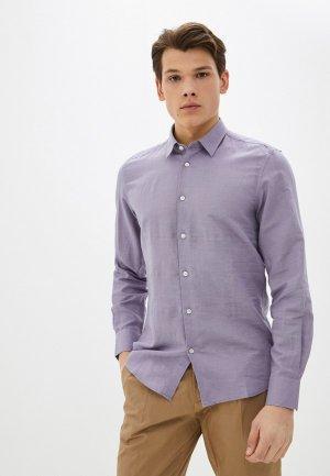 Рубашка Antony Morato. Цвет: фиолетовый