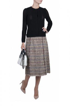Кардиган Diane von Furstenberg. Цвет: черный