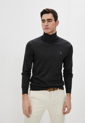 Водолазка Polo Ralph Lauren. Цвет: серый