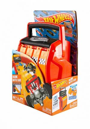 Набор игровой Hot Wheels. Цвет: оранжевый