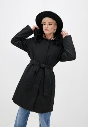 Куртка утепленная Liu Jo. Цвет: разноцветный