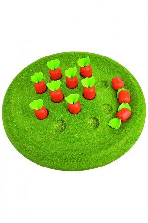 Солитер Морковки Plan Toys. Цвет: зеленый