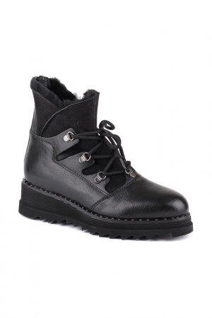 Ботинки Napoleoni. Цвет: чёрный