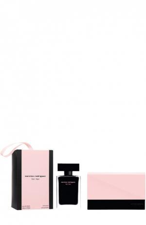 Набор Shopping Pack For Her Narciso Rodriguez. Цвет: бесцветный