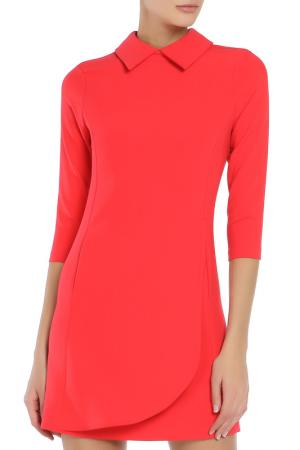 Платье Cliche. Цвет: красный