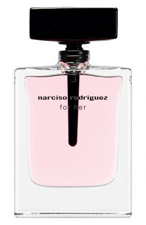 Парфюмерное мускусное масло For Her Narciso Rodriguez. Цвет: бесцветный