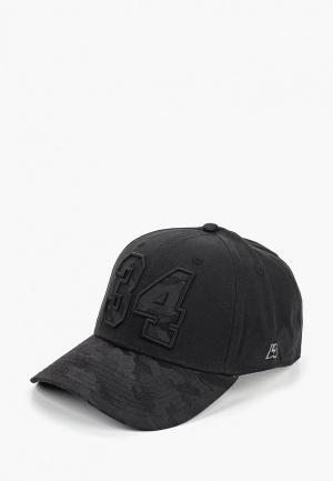Бейсболка Atributika & Club™. Цвет: черный