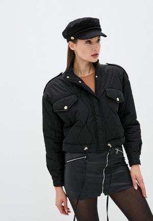 Куртка утепленная Imperial. Цвет: черный