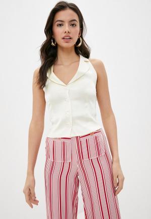Блуза LAutre Chose L'Autre. Цвет: белый