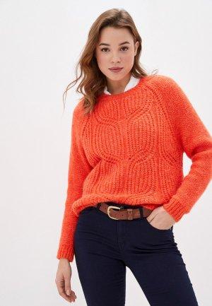 Джемпер Naf. Цвет: оранжевый