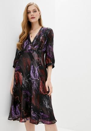 Платье Max&Co. Цвет: черный
