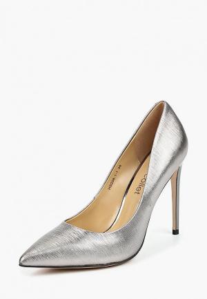 Туфли Marie Collet. Цвет: серебряный