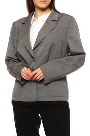 Пиджак BASLER. Цвет: серый