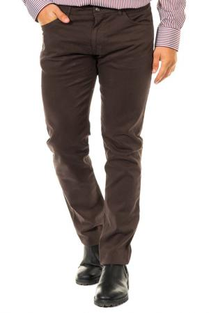 Pants MCGREGOR. Цвет: dark brown