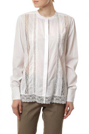 Рубашка ERMANNO. Цвет: белый