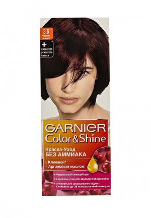 Краска для волос Garnier. Цвет: бордовый