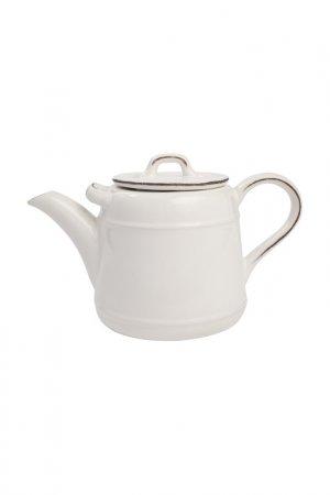Чайник T&G. Цвет: белый
