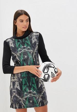 Платье Custo Barcelona. Цвет: черный