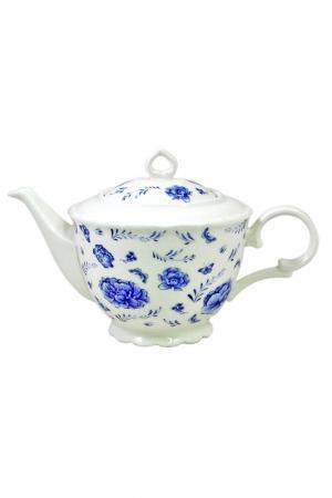 Чайник, 1 л Федерация. Цвет: синий