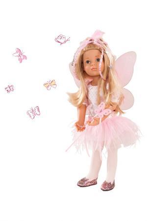 Кукла Мария Gotz. Цвет: бордовый