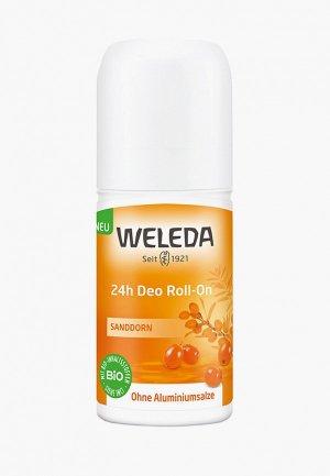 Дезодорант Weleda. Цвет: прозрачный