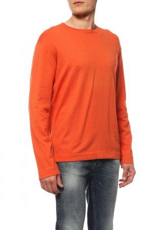 Джемпер Zegna Sport. Цвет: оранжевый