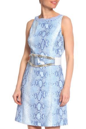 Платье 22MAGGIO. Цвет: голубой