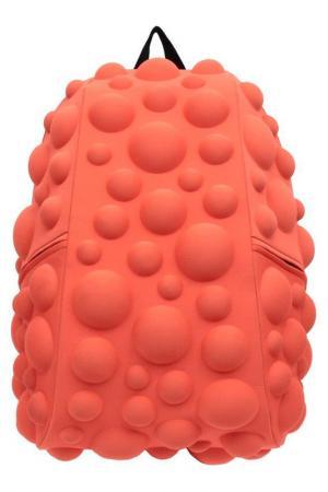 Рюкзак Bubble Full MADPAX. Цвет: оранжево-персиковый