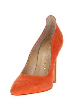 Туфли MARC ELLIS. Цвет: оранжевый